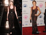 Stacy Keibler In Monique Lhuillier - 26th Anniversary Carousel Of Hope Ball