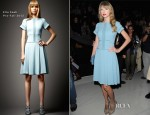 Taylor Swift In Elie Saab - Elie Saab Spring 2013 Fashion Show
