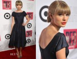 Taylor Swift In Vintage - Taylor Swift And Target 'Red' Deluxe Edition CD Release