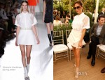 Victoria Beckham In Victoria Beckham - CFDA/Vogue Fashion Fund Event