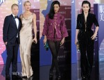 Vogue China's 120th Anniversary Celebration Red Carpet Round Up