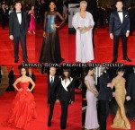 Who Was Your Best Dressed At The 'Skyfall' Royal Premiere?