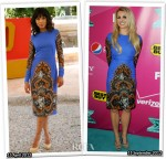 Who Wore Stella McCartney Better...Kerry Washington or Britney Spears?