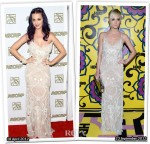 Who Wore Temperley London Better...Katy Perry or Ashlee Simpson?