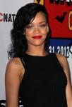 Rihanna in Dolce & Gabbana