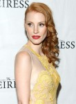 Jessica Chastain in Stella McCartney