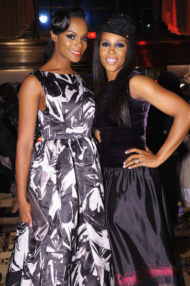 Tika Sumpter in Alice + Olivia