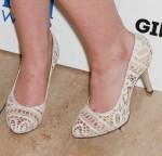 Elle Fanning's Dolce & Gabbana shoes