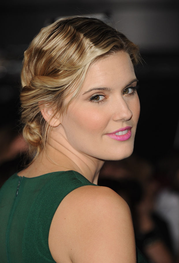Maggie Grace on twilight