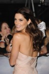 Ashley Greene in Donna Karan Atelier
