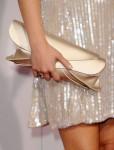 Hayden Panettiere's Giorgio Armani clutch