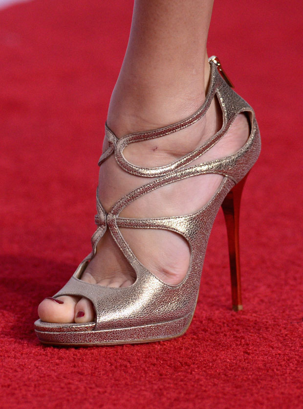 Taylor Swift's Jimmy Choo sandals