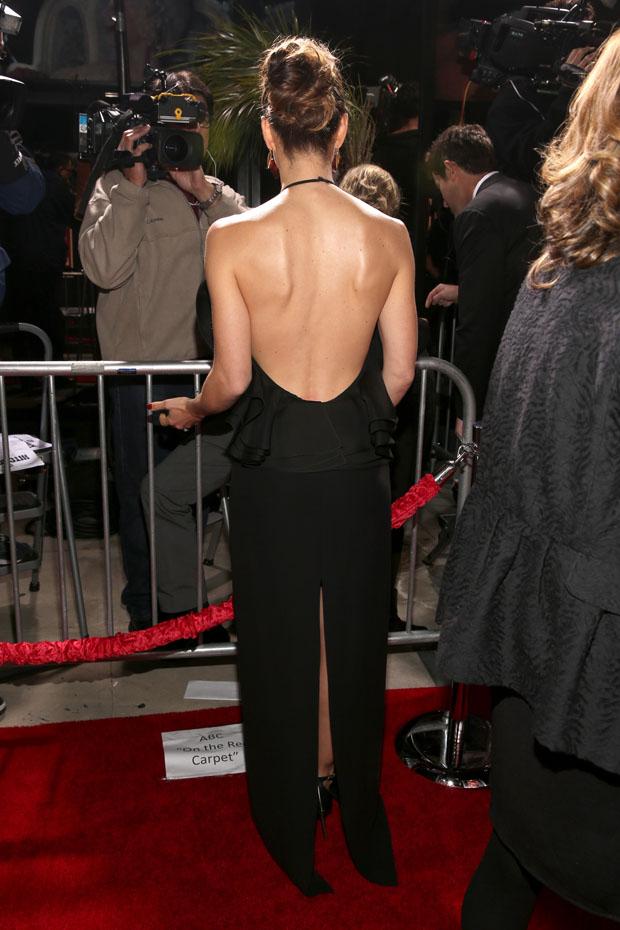 Jessica Biel in Gucci