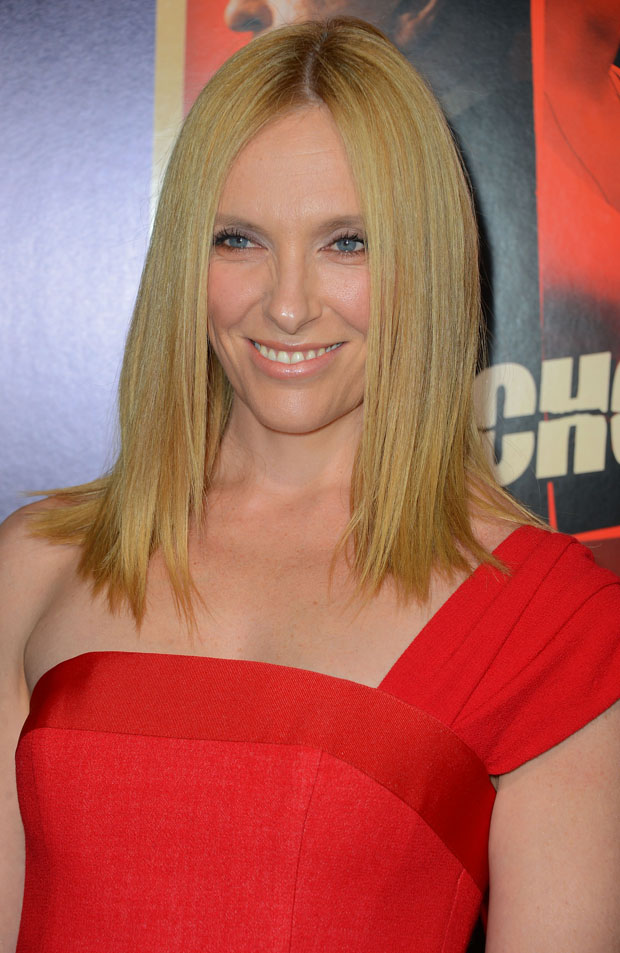 Toni Collette in Alex Perry