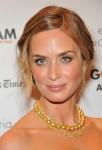 Emily Blunt in Calvin Klein