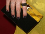Kate Mara's Jason Wu clutch