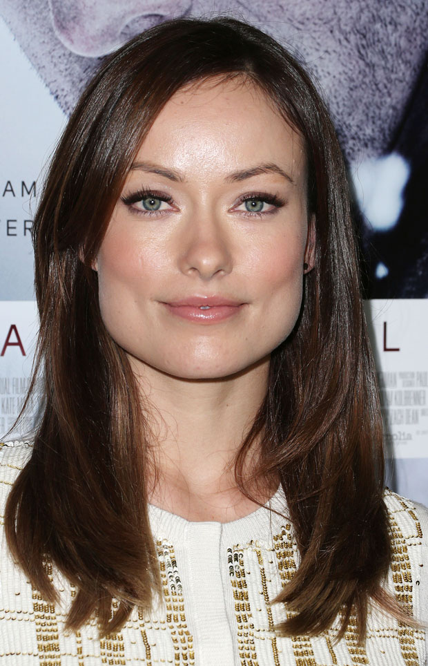 Olivia Wilde in L'Wren Scott