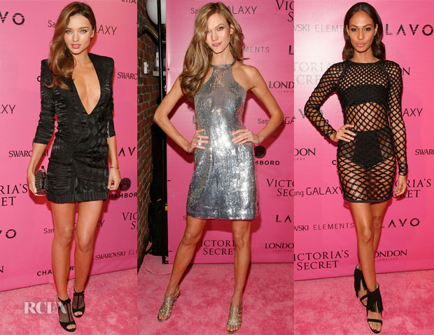 2012 Victoria's Secret Fashion Show After-Party