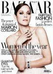 Marion Cotillard For Harper's Bazaar UK December 2012