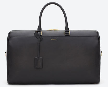 Saint Laurent Classic Duffle 24 Bag