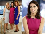 Ashley Greene In Carolina Herrera - Today Show