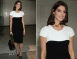 Ashley Greene In Narciso Rodriguez - Anderson Live