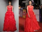 Bai Baihe In Valentino - 2012 Golden Horse Awards
