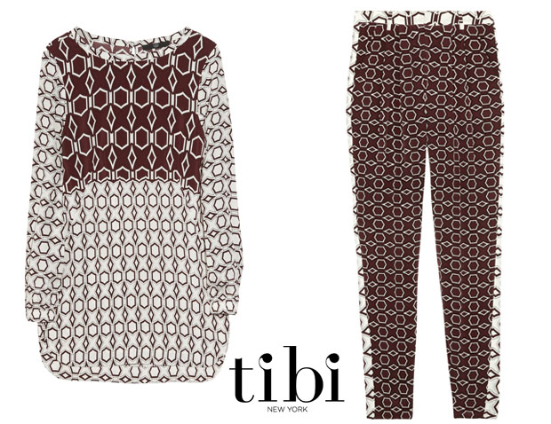 Beyonce Knowles In Tibi
