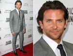 Bradley Cooper In Gucci - 'Silver Linings Playbook' LA Screening