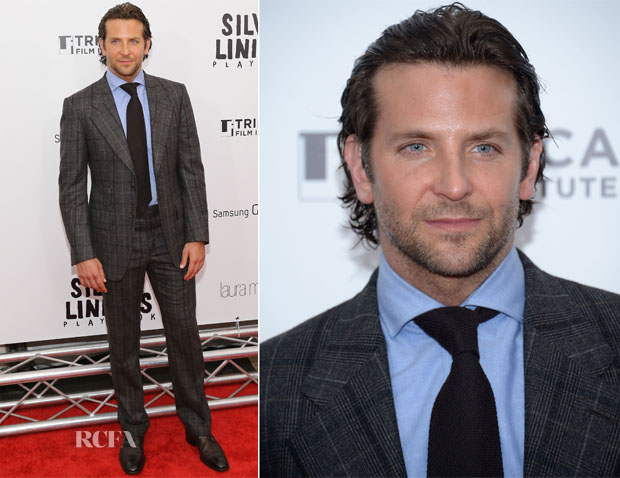 Bradley Cooper In Tom Ford - 'Silver Linings Playbook' New York Premiere