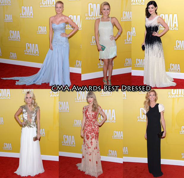 CMA Awards Best Dressed