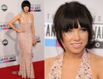 Carly Rae Jepsen In Gomez-Gracia - 2012 American Music Awards