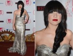 Carly Rae Jepsen In Johanna Johnson - 2012 MTV EMAs