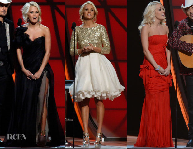 Carrie Underwood CMA 2012 (2)