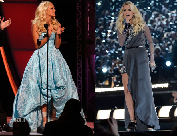 Carrie Underwood CMA 2012 (4)