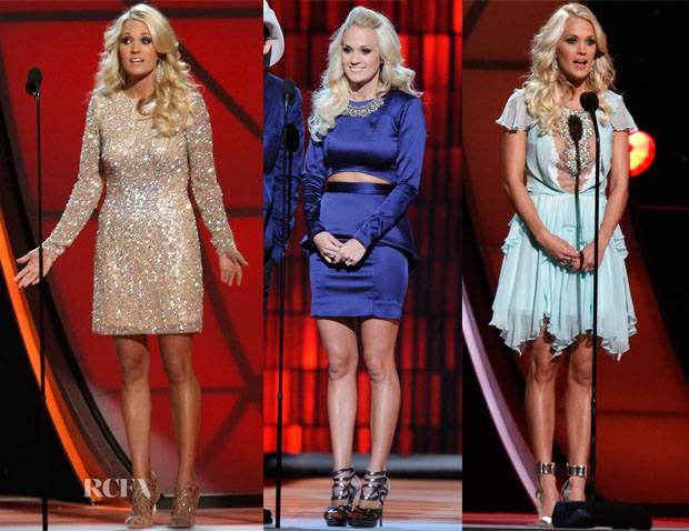 Carrie Underwood CMAs