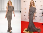 Celine Dion In J. Mendel - 2012 Bambi Awards
