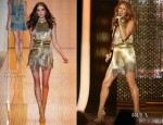 Celine Dion In Versace - 2012 Bambi Awards
