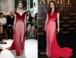 Chen Sue In Georges Hobeika Couture - Luxury Life 7th Anniversary Ceremony