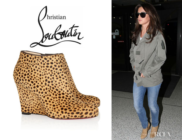 christian louboutin boots belle