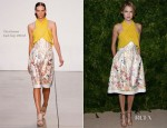 Cody Horn In Thakoon - 2012 CFDA/Vogue Fashion Fund Awards