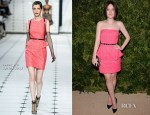 Dakota Fanning In Jason Wu - 2012 CFDA/Vogue Fashion Fund Awards