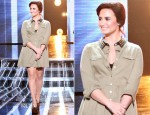 Demi Lovato In Topshop - 'The X Factor' Season 2 Top 16 To 12 Live Elimination Show