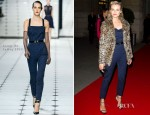 Diane Kruger In Jason Wu - Jaeger-LeCoultre Place Vendome Boutique Opening