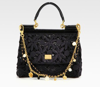 Dolce & Gabbana mini 'Miss Sicily' bag