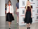 Elle Fanning In Creatures of the Wind & Marni - The Variety Studio: Awards Edition Event