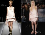 Elle Fanning In Prada - 'The Twilight Saga: Breaking Dawn – Part 2' LA Premiere