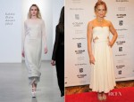 Emily Blunt In Calvin Klein - 2012 Gotham Independent Film Awards
