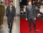 Ewan McGregor In Vivienne Westwood MAN - 'The Impossible' London Premiere