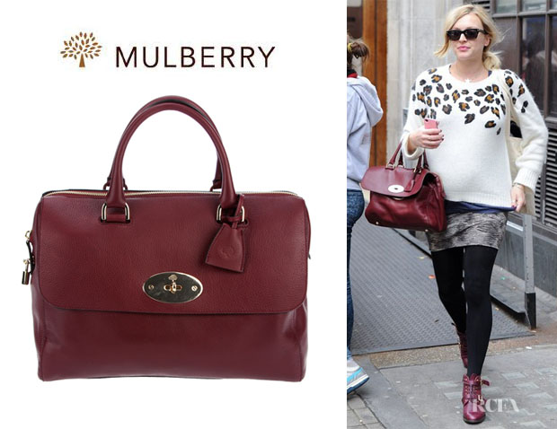 Fearne Cotton's Mulberry Del Rey Tote
